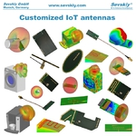 Customized IoT Antennas